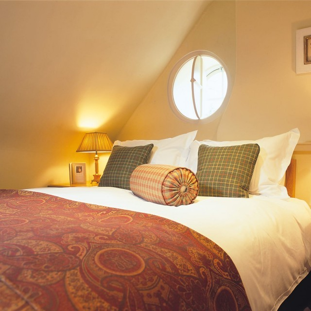 Classic double room at the New Forest's New Park Manor