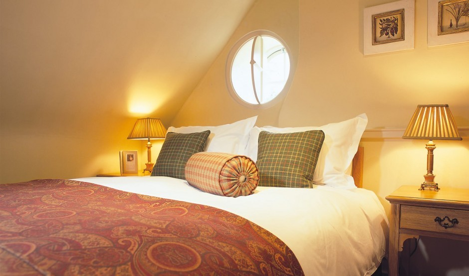 Double room at our New Forest country hotel