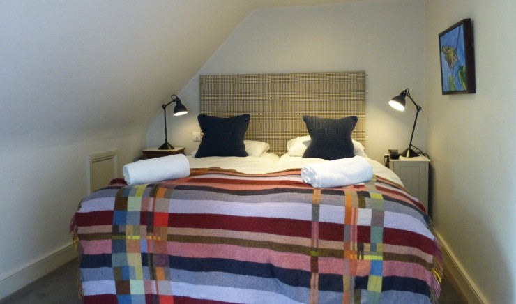 Luxury family hotel suite in the New Forest