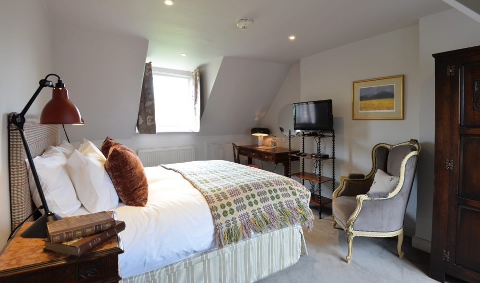 New Forest family hotel suite