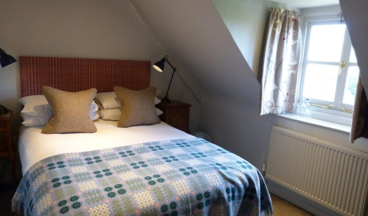 Small Classic room at New Forest hotel New Park Manor